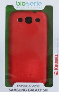 Krusell Bio Cover Hard-Case Schutz-Hülle Case Schale für Samsung Galaxy S3 SIII - Vorschau 3
