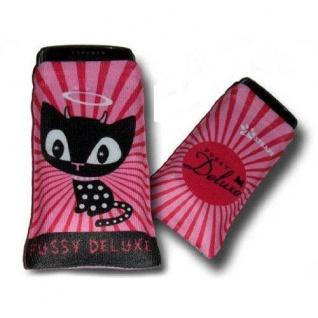 J-Straps Pussy DeLuxe 'Pussy in Heaven' Handy-Socke Handy-Tasche MP3Schutzhülle