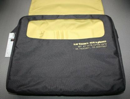 """aha Notebook-Tasche Hyde Messenger Bag 15"""" 15, 4"""" 15, 6"""" Laptop Case Schutz-Hülle - Vorschau 2"""