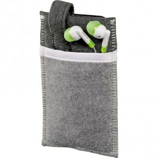 Hama Tasche Schutz-Hülle Etui Beutel Case Cover Sleeve für MP4 MP3 Player iPod