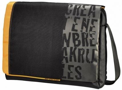 """aha Notebook-Tasche Messenger Bag 15"""" 15, 4"""" 15, 6"""" Laptop Case Schutz-Hülle Etui"""
