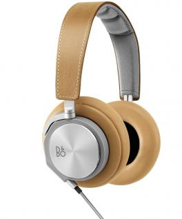 B&O Play by Bang & Olufsen Beoplay H6 Natural Silber Over-Ear Headset Kopfhörer