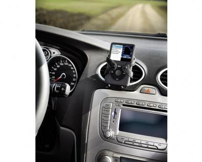 Hama Kfz Handy-Halter Halterung für Samsung Galaxy S7 S6 S5 S4 Mini Note 7 A5 A3 - Vorschau 5
