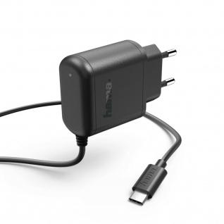 Hama USB-C Ladegerät Netzteil Charger Adapter 12W für Samsung Huawei