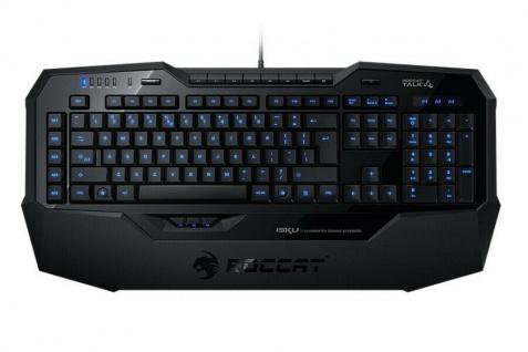 Roccat Isku Illuminated Gaming Tastatur USB LED Schweiz CH Layout Gamer Keyboard