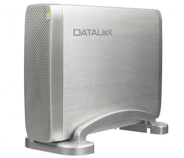 """Datalux USB 2.0 Festplatten-Gehäuse extern Rahmen für 3, 5"""" SATA HDD Festplatte"""