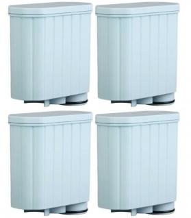 4x Wasserfilter Kaffeevollautomat für Philips Saeco Aqua Clean CA6903 2790000869