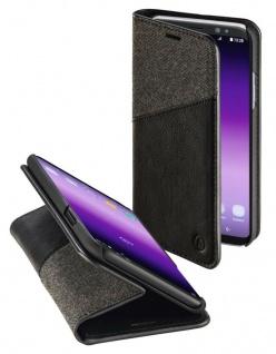 Hama Gentle Booklet Klapp-Tasche Hülle Case Flip-Cover für Samsung Galaxy S8