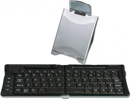 Universal Kabellos IR Tastatur Infrarot Keyboard für PDA MDA XDA Tablet PC iPAQ