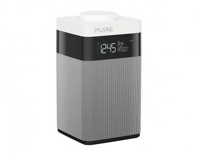 Pure One Midi Digital-Radio DAB DAB+ FM UKW Küchen-Radio mit Bluetooth + Display
