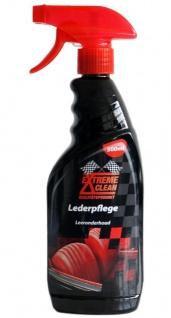 Extreme Clean Leder-Pflege 500ml Spray-Kopf Leder-Reiniger Reinigung Leder-Milch