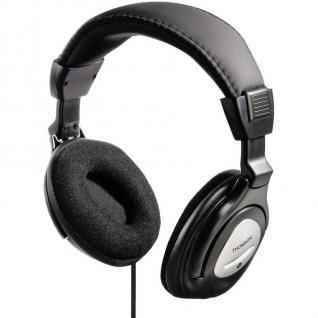 Thomson HiFi Stereo Over-Ear Kopfhörer HED415N Headphones 3, 5mm 6, 35 Klinke 40mm