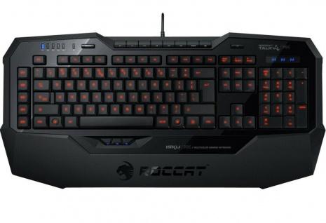 Roccat Isku FX RGB Multi-Color Gaming Tastatur LED Schweiz CH Layout Keyboard