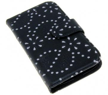 Patona Slim Flip-Case Book-style Klapp-Etui Schutz-Hülle für Samsung Galaxy S3