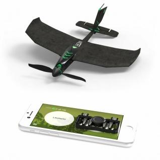 Toby-Rich Smart-Plane Pro Stunt-Flugzeug Racing Drohne RC Handy App gesteuert