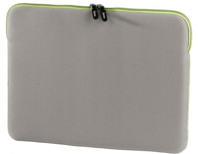 "Hama 15"" 15, 4"" Notebook-Cover grau Tasche Case Bag für Macbook 15 Pro Retina etc"