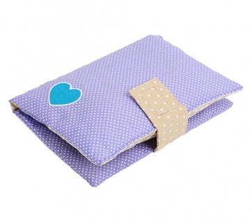 aha Schutz-Hülle Tasche Etui Case Cover Windeltasche mit Schnullerband