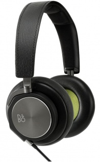 B&O Play by Bang & Olufsen H6 Black Premium Over-Ear Headset Kopfhörer Headphone