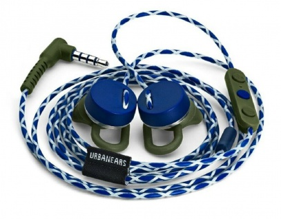Urbanears Reimers Active Trail In-Ear Headset Kopfhörer Fernbedienung für Apple