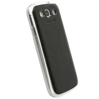 Krusell Donsö Under-Cover Case Tasche für Samsung Galaxy S3 SIII Hülle Hardcover