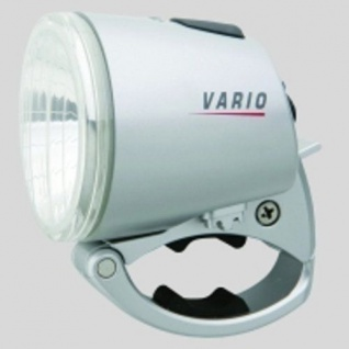Sigma Vario Dynamo + Batterie mit StVZO Fahrrad-lampe Front-leuchte Rad
