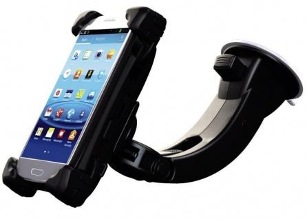 Bury KFZ Halterung Handy-Halter Scheibe PKW LKW für Apple iPhone SE 5S 5C 5 4S 4