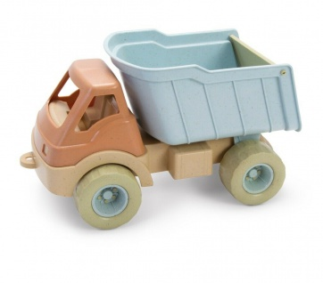 Dantoy Bio LKW umweltfreundliches Kinder-Spielzeug Geschenk aus Bio Kunststoff
