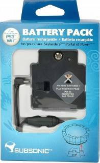 Subsonic Akku USB-Ladegerät für Sony PS3 Skylanders Portal of Power Batterie