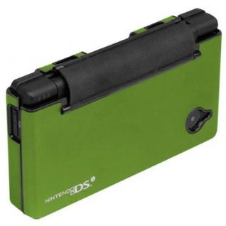 Aluminium Schutz-Hülle Case Box für Nintendo DSi Play-Thru Guard Case Grün Green