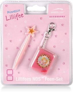 Prinzessin Lillifee Spiele-Hülle Case Pen Stift für Nintendo 3DS DSi XL DS Lite