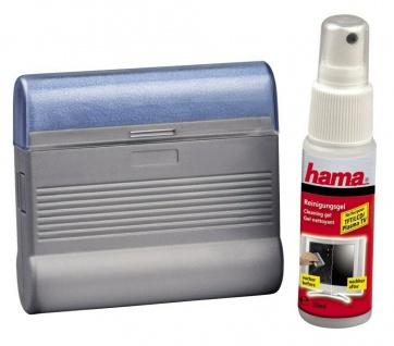Hama Reinigungs-Set 30ml Duo Reiniger Reinigung für TV Monitor TFT LCD etc.