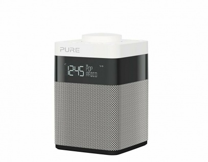 Pure One Mini Digital-Radio DAB DAB+ FM UKW Küchen-Timer Radio-Wecker + Display