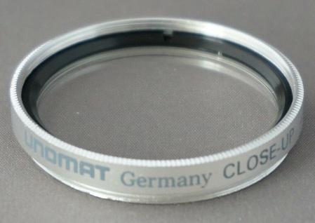 Unomat Close-Up Filter +4 37mm Nahlinse Makrolinse für Kamera DSLR Camcorder etc