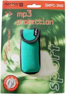 Pataco Neopren Gürtel-Tasche Case für MP3 Player USB MP3 Stick Gürtel-Schlaufe