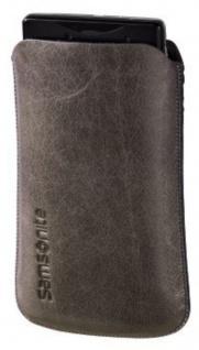 Samsonite Handy-Tasche Sleeve Toledo Gr. S Grau Etui Case Hülle Schutzhülle Bag