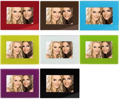 Hama Portraitrahmen Glas 10x15 13x18 Portrait Foto-Rahmen Bilderrahmen Porträt