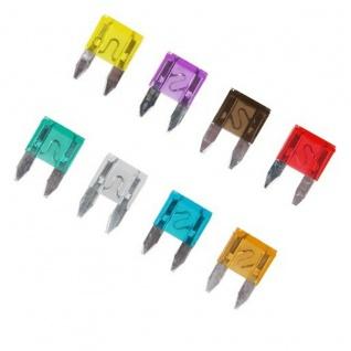 AIV Mini ATM Sicherung Sortiment Set Kfz Flachsicherung Auto APM MTA Micro