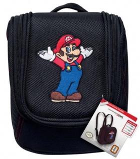 Nintendo Licensed Super Mario Mini Rucksack Tasche Case für 3DS 3DS XL DSi DS