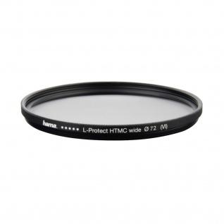 Hama Protect-Filter UV HD 72mm Slim Schutz-Filter für Kamera DSLR DSLM Objektiv