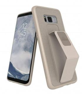 Adidas Grip Case Ständer Hard-Cover Tasche Schutz-Hülle für Samsung Galaxy S8+