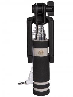 Hama Selfie-Stick Arm Stange Teleskob-Stab Stick Monopod für Smart-Phone iPhone
