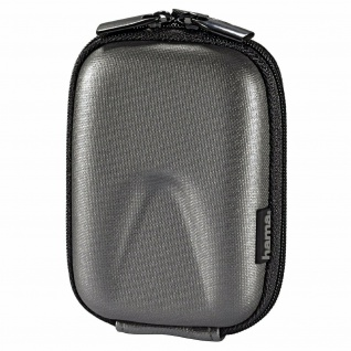 Hama Kamera-Tasche Hardcase Thumb 40G SI Hülle Case Etui für Digital-Kamera Foto
