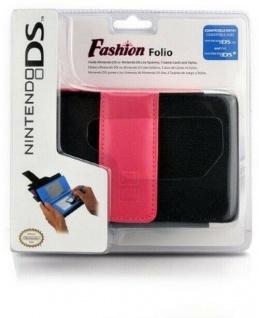 Fashion Folio Universal Schutzhülle für Nintendo DS Lite DSi Pink case Tasche
