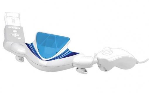 Nitho Jetski Controller Jet Ski Lenkrad Simulator für Nintendo Wii Wii U Wiimote