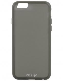 Cellux Soft Back-Case Cover Schutz-Hülle Tasche Schale für Apple iPhone 6 6S