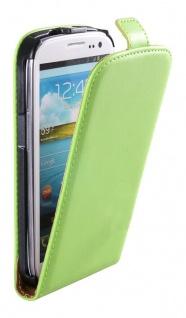 Patona Slim Klapp-Tasche Schutz-Hülle Cover für Samsung Galaxy I9300 SIII S3