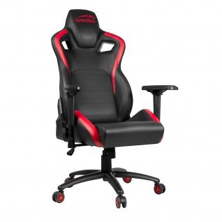 Speedlink TAGOS XL Gaming Chair Bürostuhl Schreibtisch-Stuhl Drehstuhl PC-Stuhl