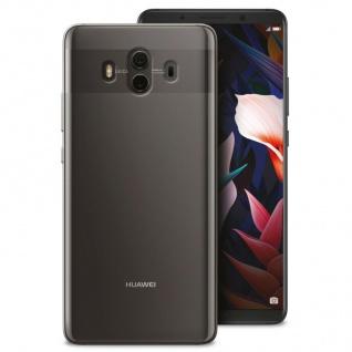 Puro Ultra Slim 0.3 Cover Case Silikon Schutz-Hülle Clear für Huawei Mate 10