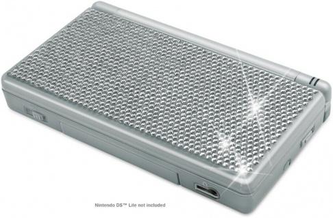 Speedlink Crystal Sticker Design Folie Schutzfolie Skin für Nintendo DS Lite NDS