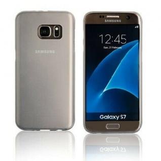 Spada Ultra Slim Soft Cover TPU Case Schutz-Hülle Klar für Samsung Galaxy S7